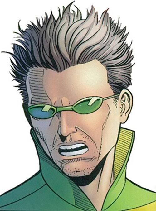 Weather Wizard (Flash enemy) (DC Comics)