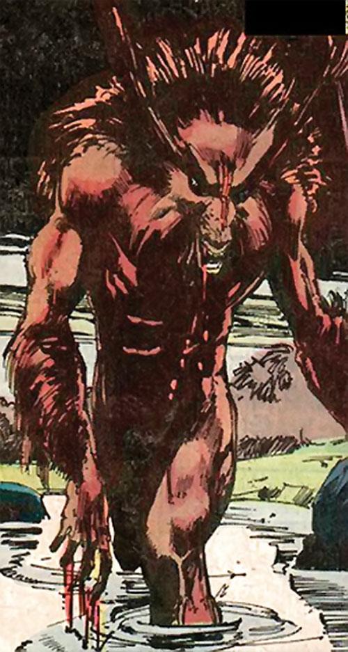 Werewolf by night (Marvel comics) (Classic)