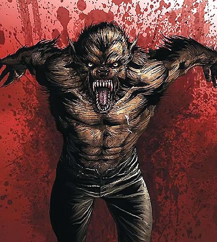 The Werewolf by Night portrait