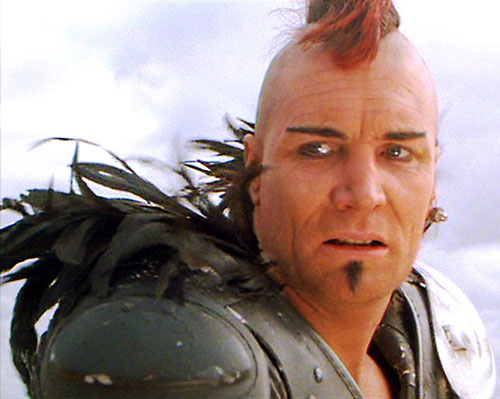 Wez (Vernon Wells in Mad Max)