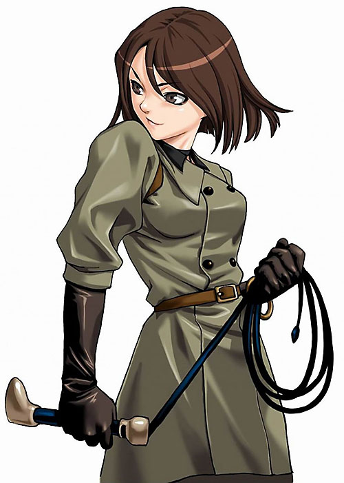 Whip (King of Fighters) (Muchiko)
