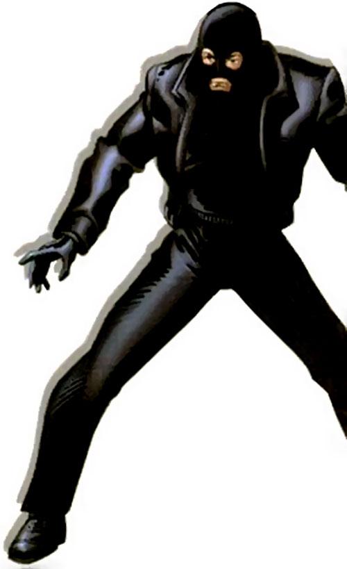 Whispering Jack (Ultraverse) (DC Heroes RPG)