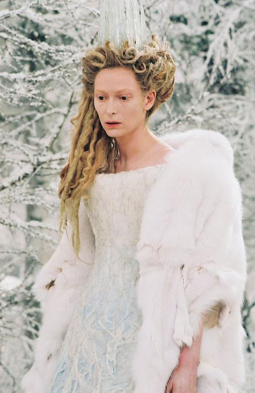 Jadis the White Witch (Tilda Swinton in Narnia)