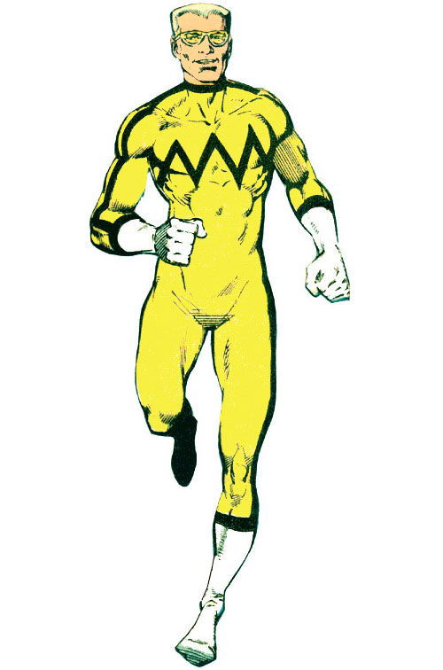 Whizzer of the Squadron Supreme (Marvel Comics)