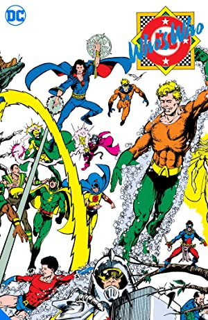Who's Who DC Universe Omnibus