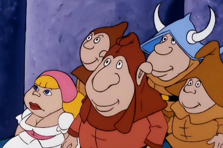 Masters of the Universe (1980s cartoon) - Widget people