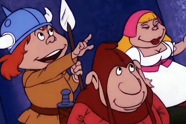 Masters of the Universe (1980s cartoon) - Widgets