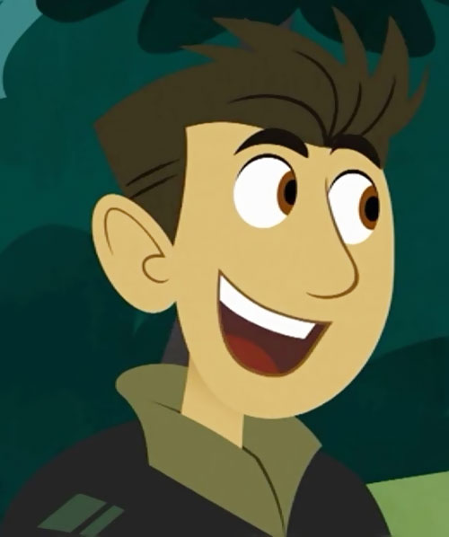 Wild Kratts (PBS Kids cartoon) Chris