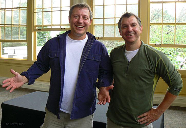The Wild Kratts (Chris and Martin)