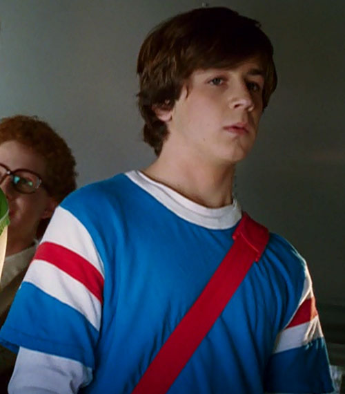 Will Stronghold (Michael Angarano in Sky High)