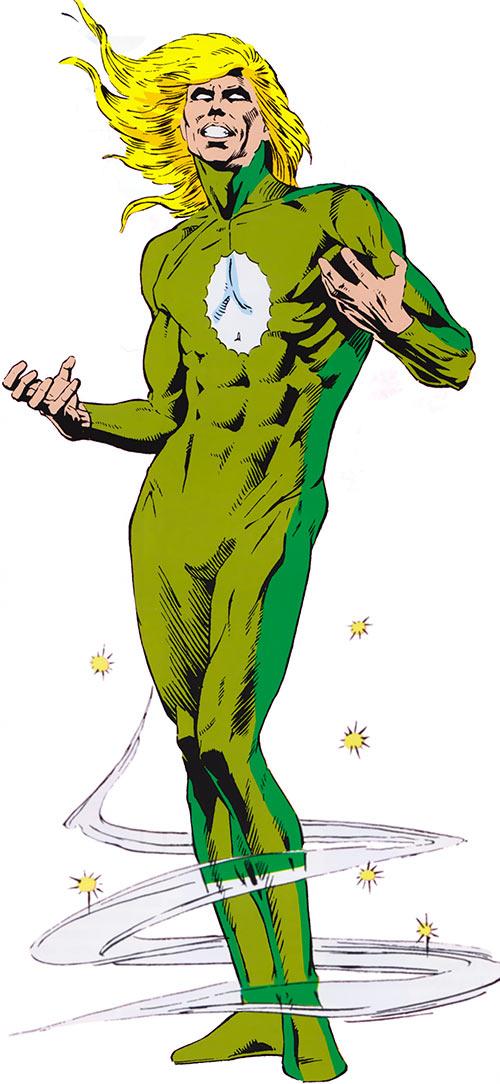 Will o' the wisp (Marvel Comics)