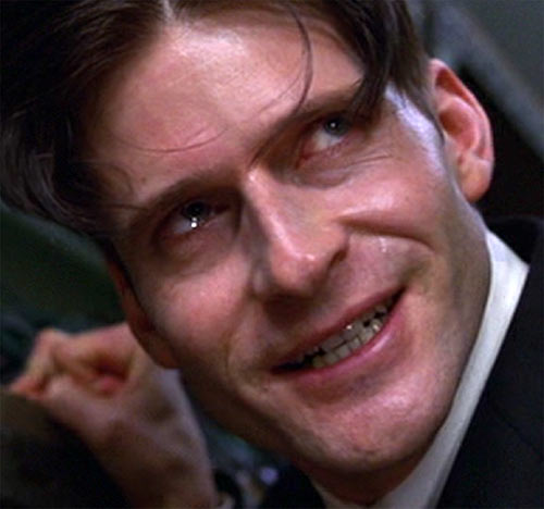 Willard (2003 rat movie with Crispin Glover) manic grin