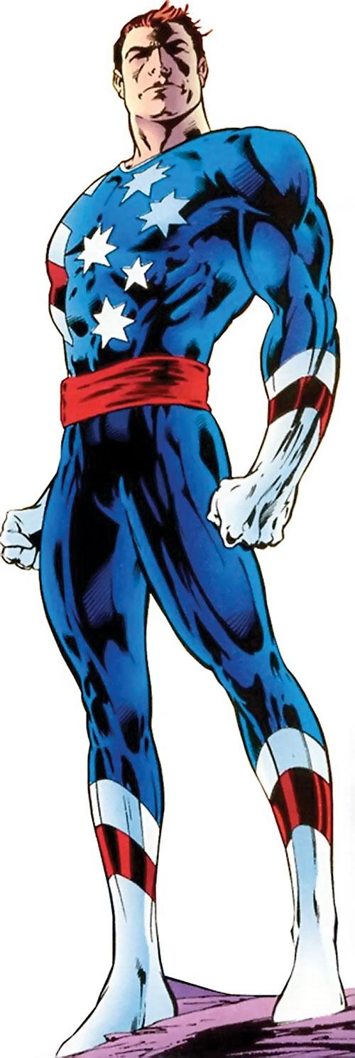 William Destine of Clan Destine (Marvel Comics)