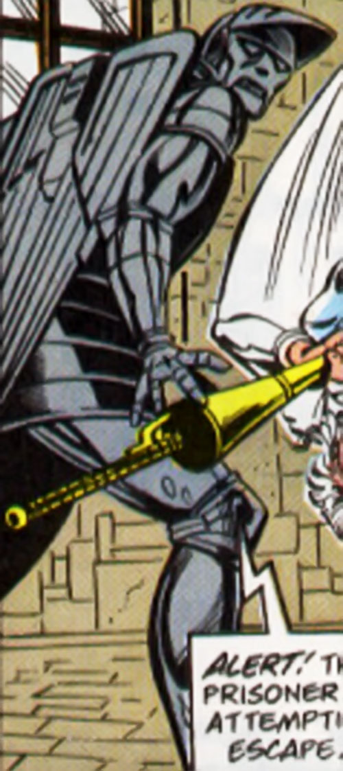 Winged Knight (Doctor Doom robot) (Marvel Comics)