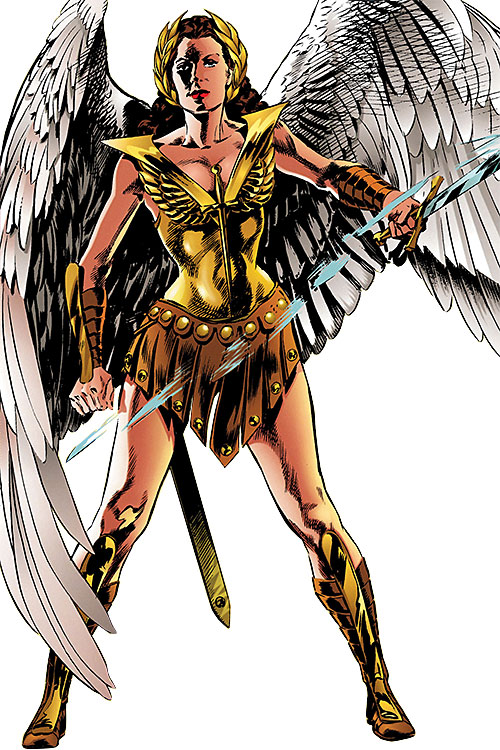 Winged Victory (Astro City comics)