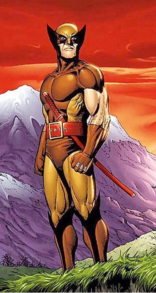 Wolverine (Marvel Comics) in Japan