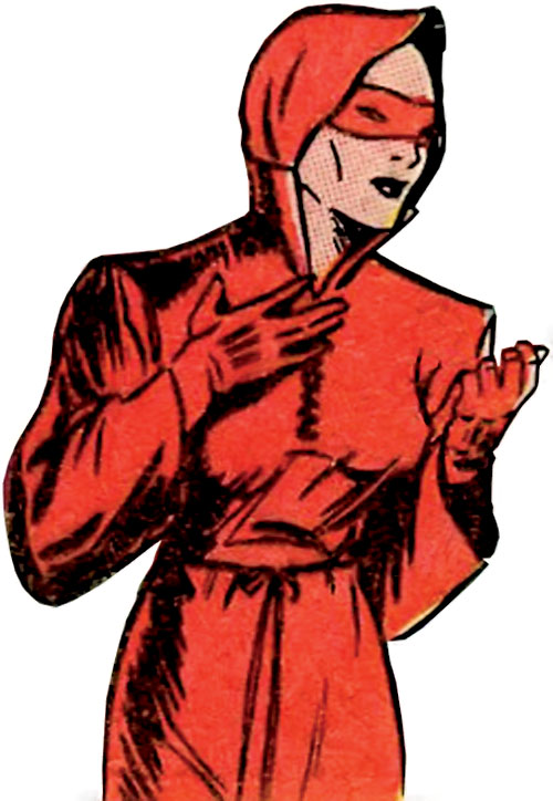 Woman in Red (Golden Age Comics)
