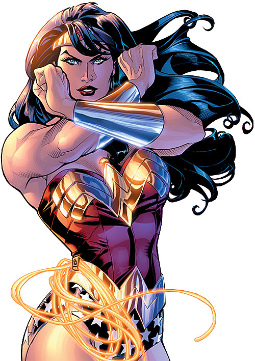 Wonder Woman (DC Comics) (Gail Simone era)