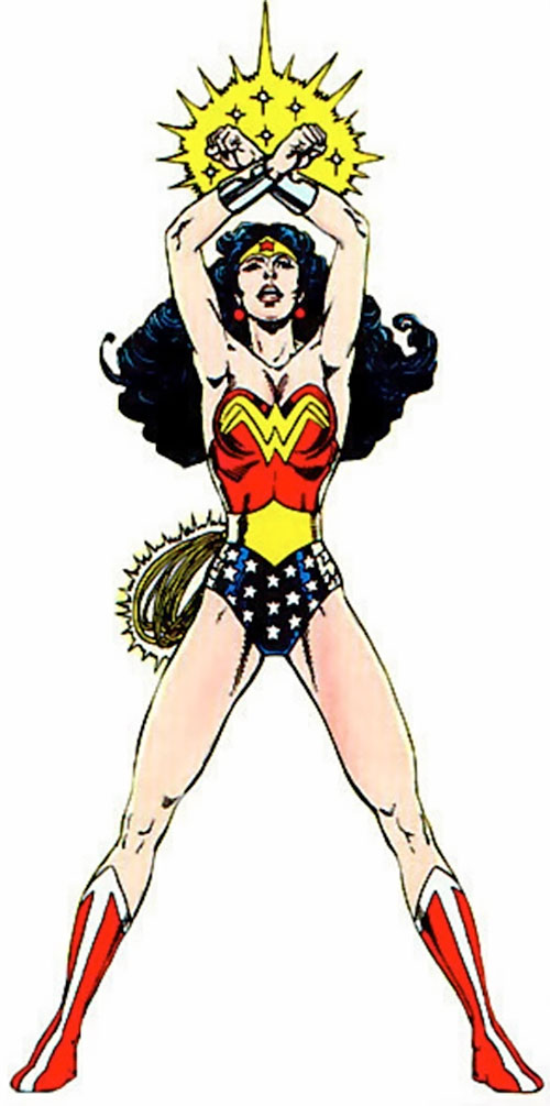 Wonder Woman (DC Comics) by George Perez