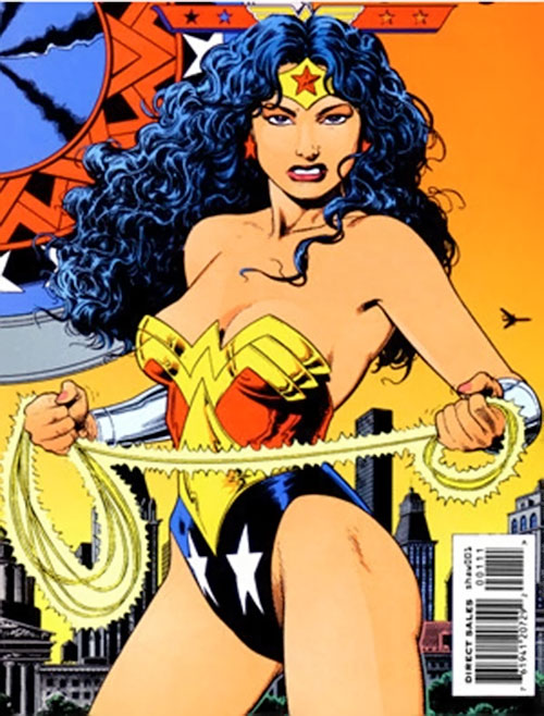 Wonder Woman (DC Comics) by Bolland