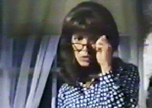 Wonder Woman (Ellie Wood Walker in the 1967 pilot episode) in her civvies