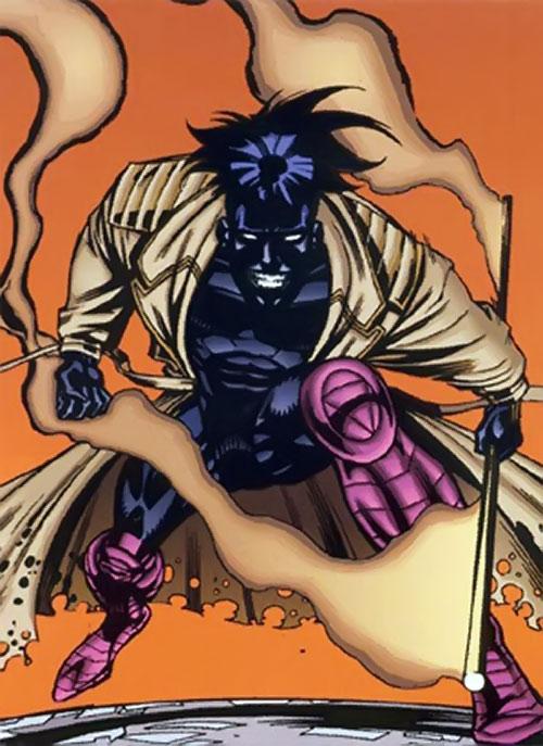 Wraith (Amalgam of Obsidian and Gambit)