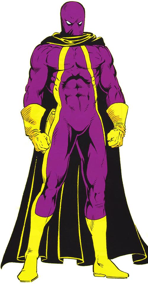 Wraith (Marvel Comics) (Brian DeWolff)