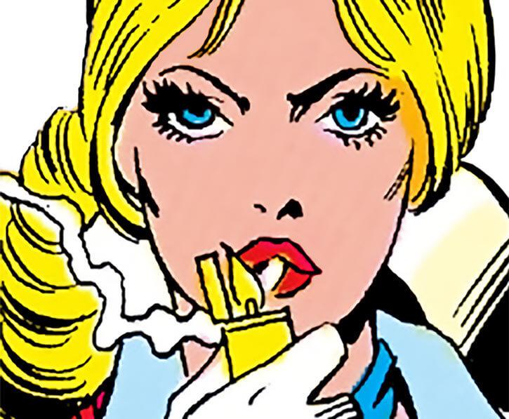 Wrangler (Laralie) (Marvel Comics)