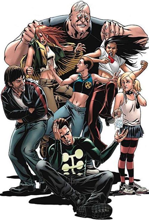X-Factor Investigations (Marvel Comics) (Peter