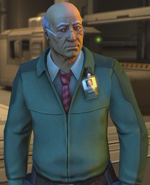 XCom Enemy Within - Shen