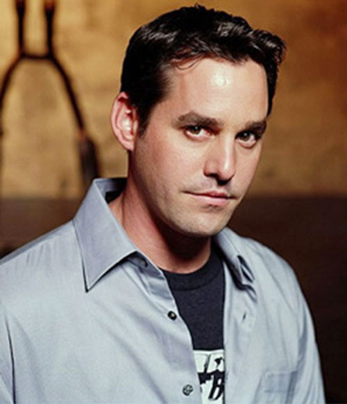 Xander (Nicholas Brendon in Buffy) portrait
