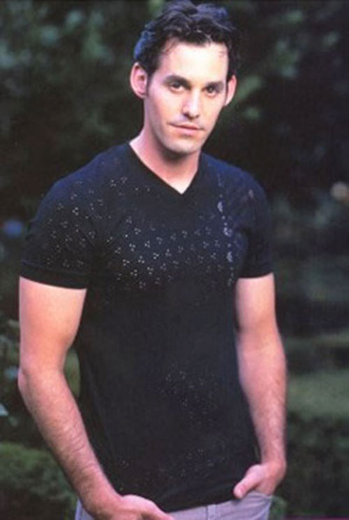 Xander (Nicholas Brendon in Buffy)