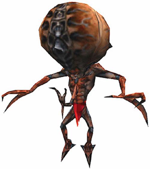 Xen Controller aka Alien Master in Half-Life
