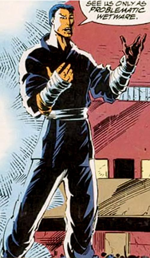 Xi'an of the X-Men 2099 (Marvel Comics)