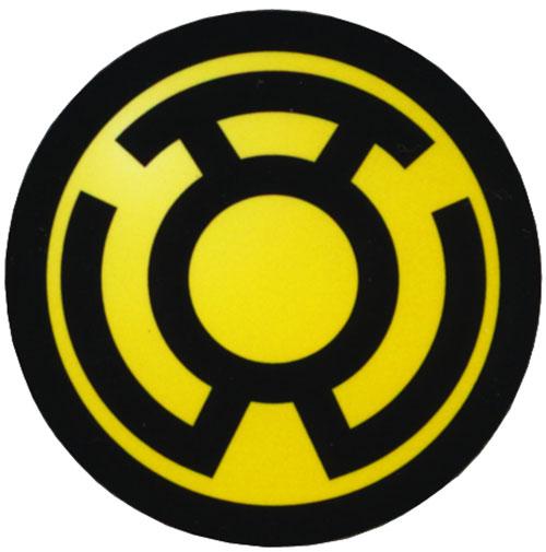 Yellow Lantern Corps logo