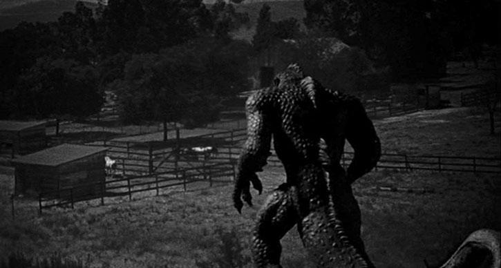 Ymir approaches a farm