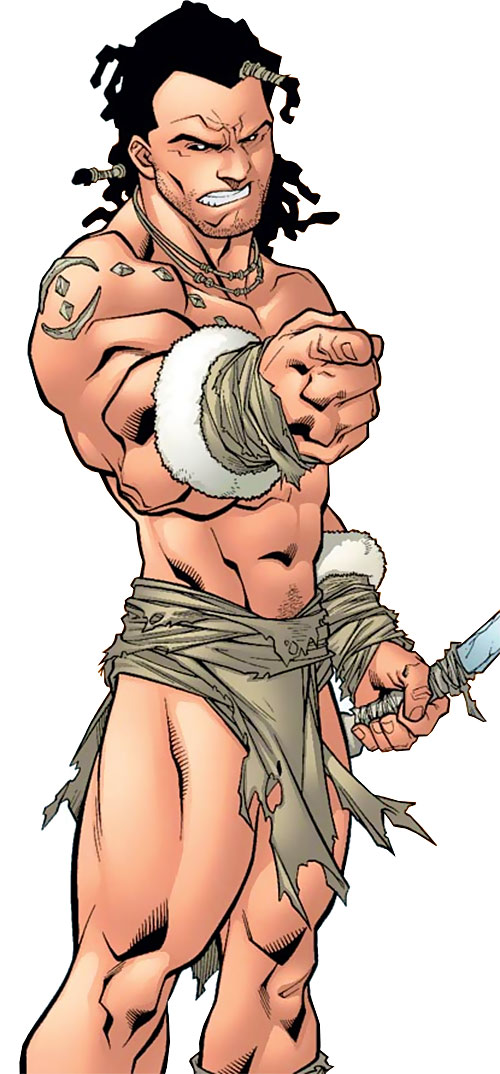 Yukon Jack of Alpha Flight (Marvel Comics)