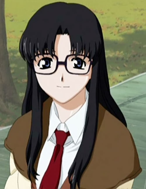 Yumiko Readman (Read or Die)