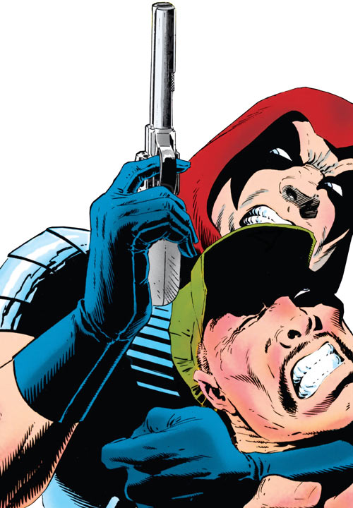 Zartan (G.I. Joe enemy) (Marvel Comics) vs. Sergeant Slaughter