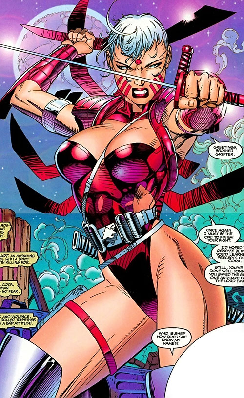 Zealot of the WildCATs (Image comics)