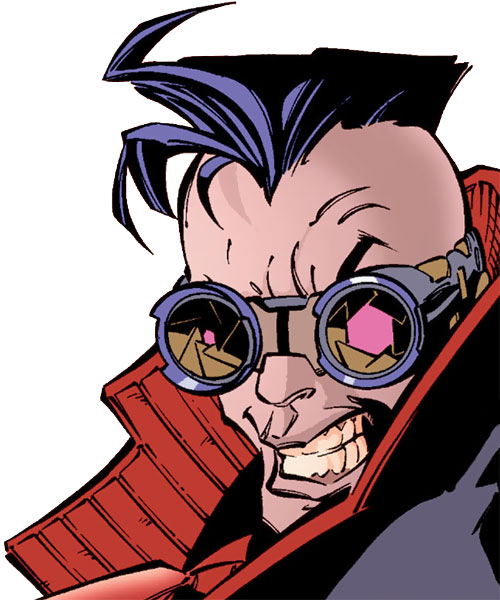 Zeiss (Batman enemy) (DC Comics) early portrait