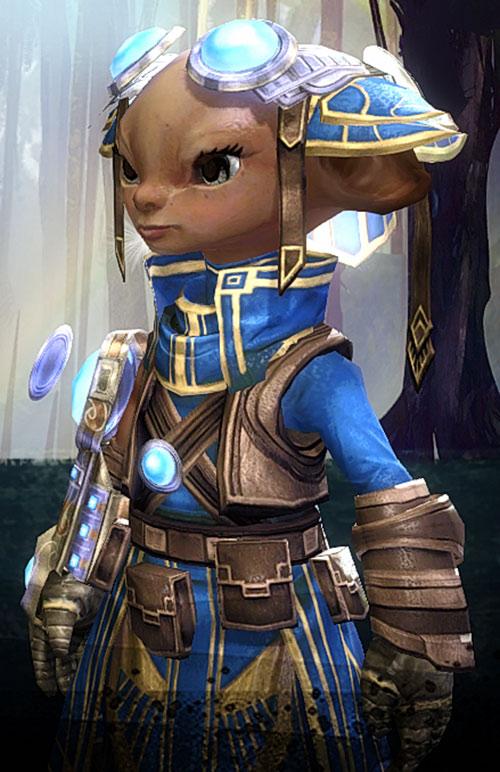 Zojja (Guild Wars 2) side view
