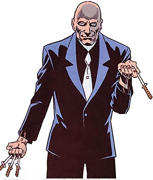 Zombie (Bane / Batman character) (DC Comics)