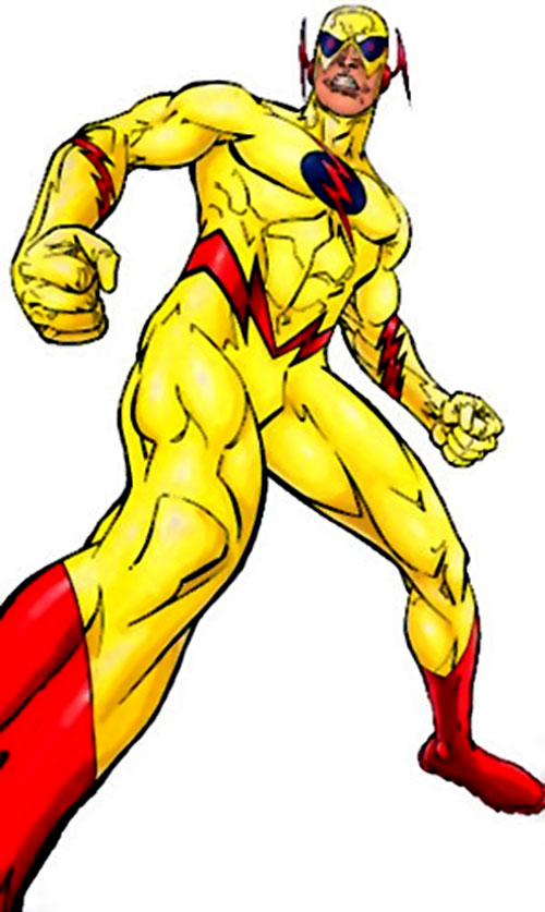 Zoom (Flash enemy) (DC Comics)