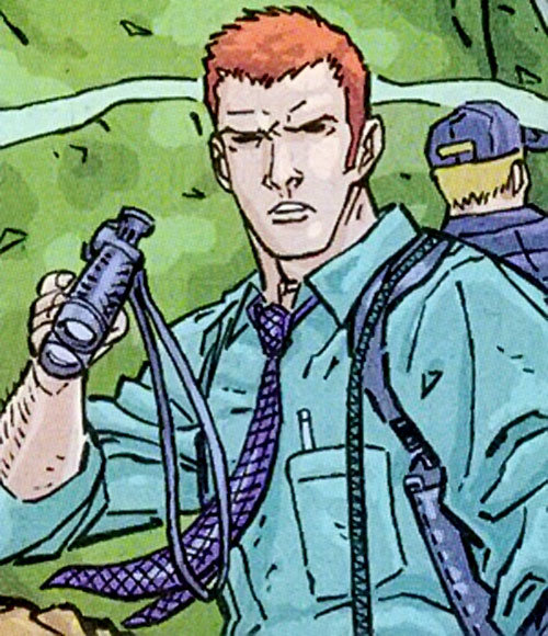 Hunter Zolomon before becoming Zoom (DC Comics)