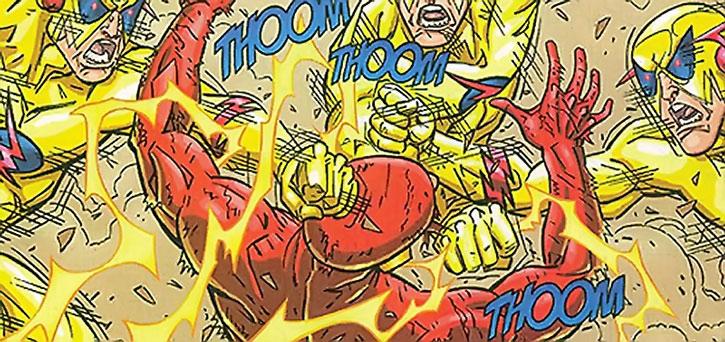 Zoom (Hunter Zolomon) vs. Flash